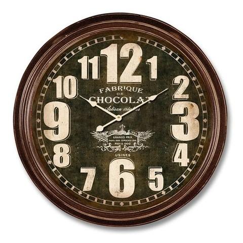 Часы Шоколад