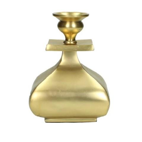 Подсвечник золотой