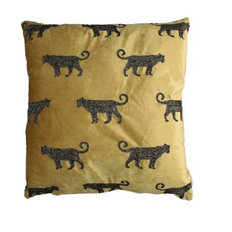 Подушка Леопарды
