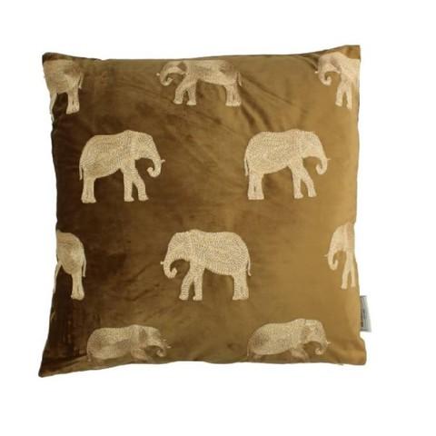 Подушка Слоны