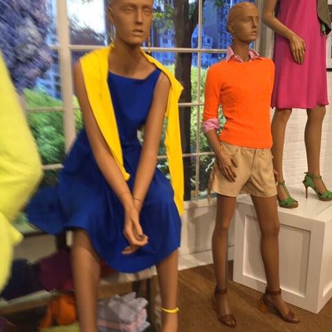 Платье синее [Polo Ralph Lauren]
