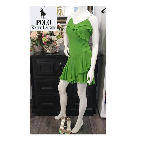 Платье зеленое [Polo Ralph Lauren]