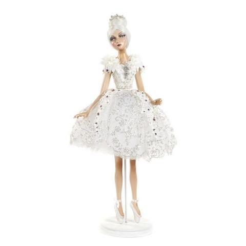 Кукла Балерина в белом