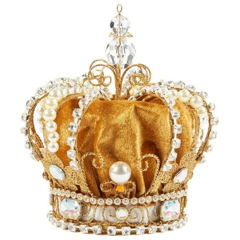Корона золотая