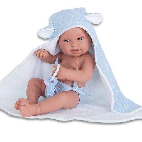 5093B Кукла-младенец Игнасио, 42 см