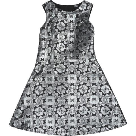 "Платье ""Бабочки"",размер 10А"