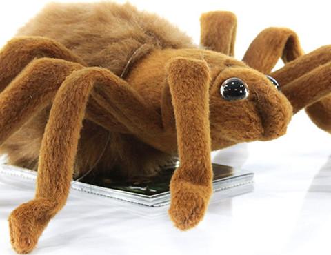 4726 Тарантул коричневый 19 см