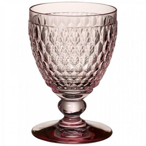 Бокал для воды розовый Boston coloured,  [Арт. 1173090134]