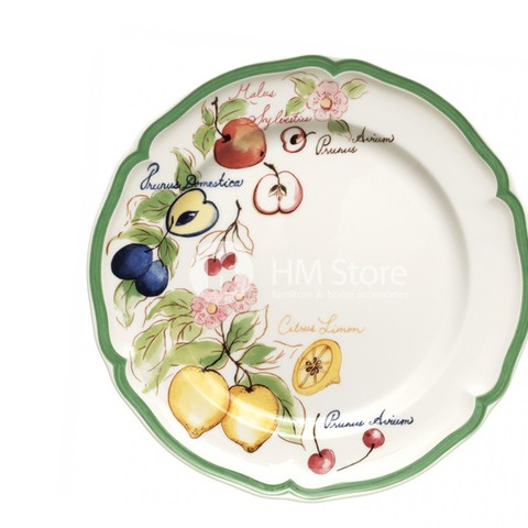Салатная тарелка 21см French Garden Arles,  [Арт. 1025832640]