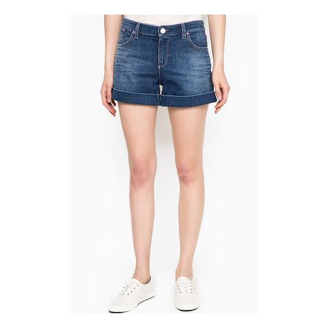 Шорты синие [Armani Jeans]