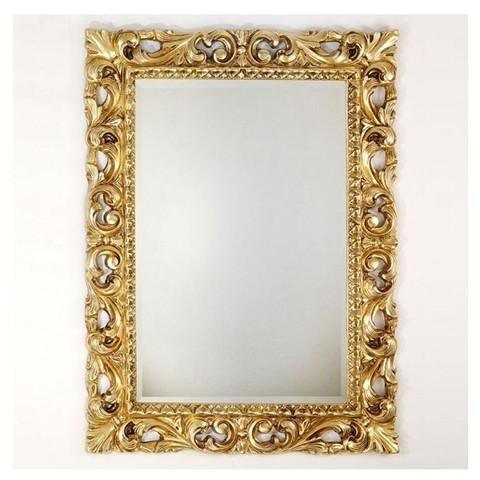 Зеркало в расписной раме